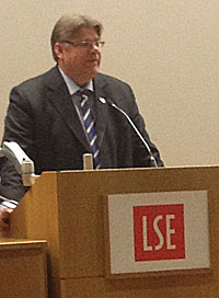 Timo Soini London School of Economics